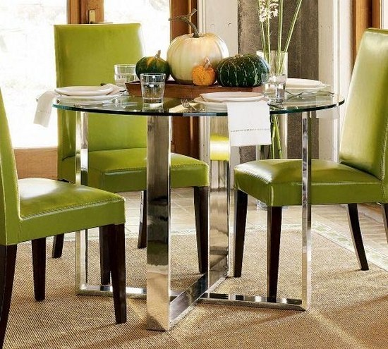 Oval amp Round Dining Tables  Pottery Barn